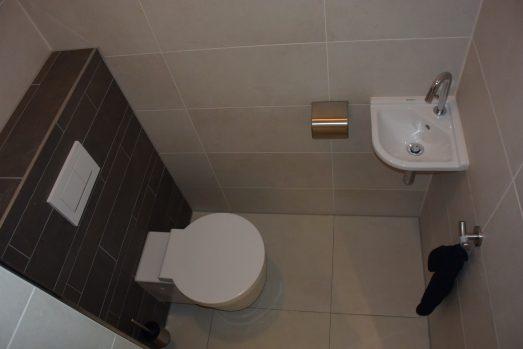 Sanitair en CV werk Appartement Hillegom - Loodgietersbedrijf Brakel ...